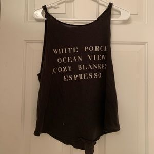 Wildfox Graphic Tank